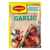 Maggi So Juicy Garlic Chicken Recipe Mix