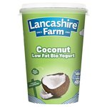 Lancashire Farm Coconut Low Fat Yogurt