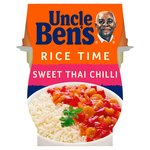 Uncle Ben's Rice Time Sweet Thai Chilli