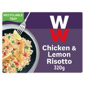 Weight Watchers Chicken & Lemon Risotto