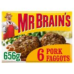 Mr Brain's Pork Faggots