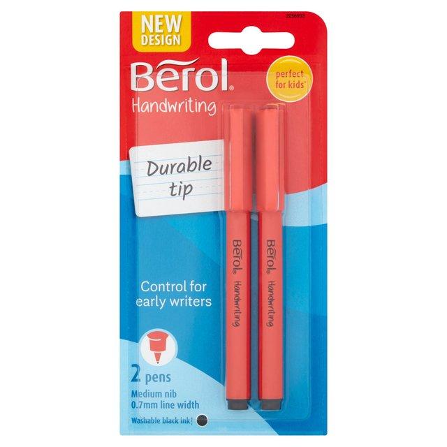 Berol Handwriting Pen  Black