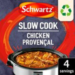 Schwartz Slow Cookers Chicken Provencal