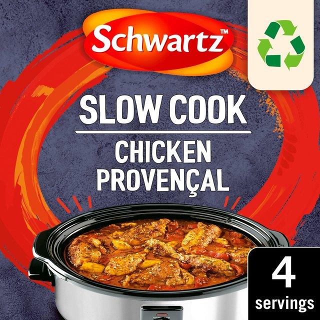 Schwartz Slow Cookers Chicken Provencal