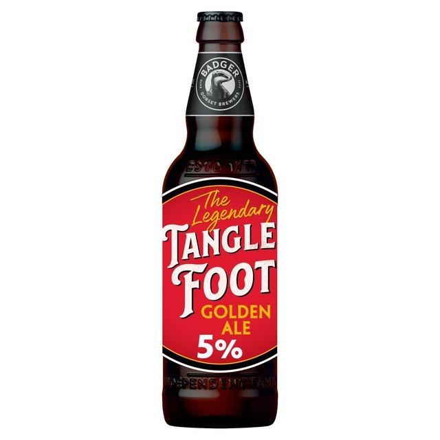 Badger Tangle Foot Golden Ale