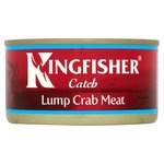 Kingfisher Catch Lump Crab Meat (170g)