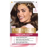 L'Oreal Excellence Creme Natural Brown 5 at Morrisons