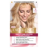 L'Oreal Excellence Creme Natural Lightest Blonde 9 at Morrisons