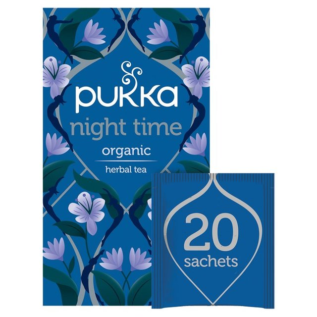 Pukka Night Time Herbal Tea Bags 20s