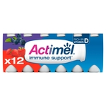 Actimel Strawberry & Blueberry