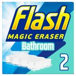 Flash Magic Eraser Bathroom