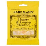 Jakemans Honey & Lemon