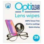 Opticlear Lens Wipes