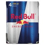 Red Bull Stimulation Drink