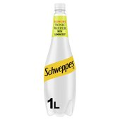 Schweppes Slimline Lemon Tonic Water