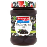Streamline Low Sugar Blackcurrant Jam