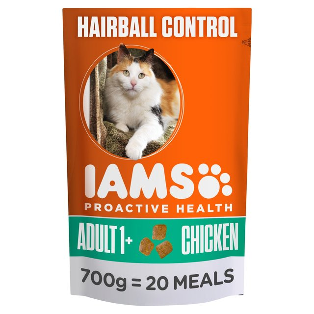 Iams Cat Food Morrisons