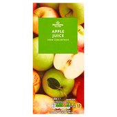 Morrisons Apple Juice From Concentrate