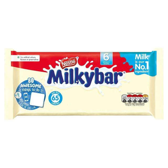 nestle milky bar chocolate - photo #12