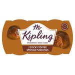 Mr Kipling Sticky Toffee    Sponge
