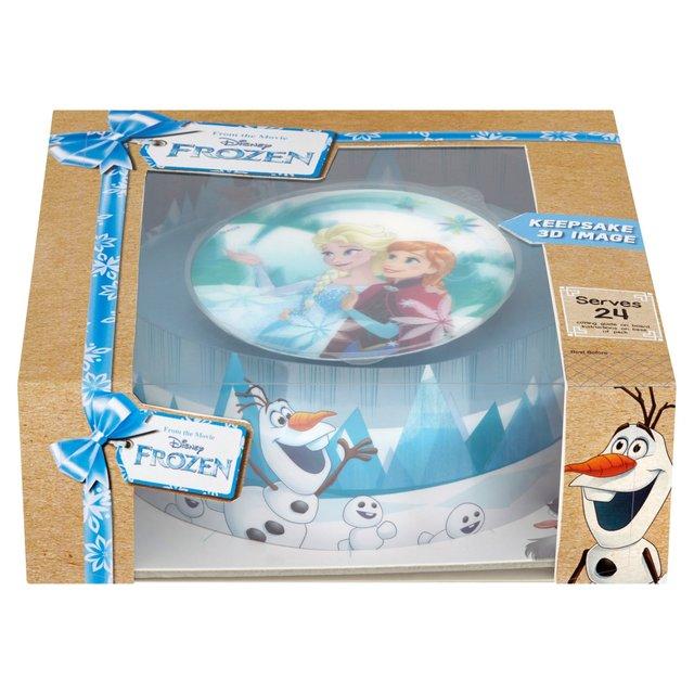 Novelty Birthday Cakes Morrisons Disney Frozen Birthday Cake