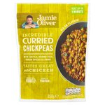 Jamie Oliver Curried Chickpeas