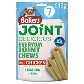 Bakers Joint Delicious Large Dog Treat Chicken
