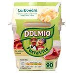 Dolmio Pasta Vita Carbonara Ready Meal Pot