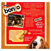 Bonio Dog Biscuit Meaty Chip Bitesize