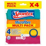 Spontex Microfibre Cloth