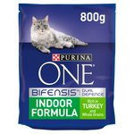 Purina One Indoor Cat Turkey and Whole Grain