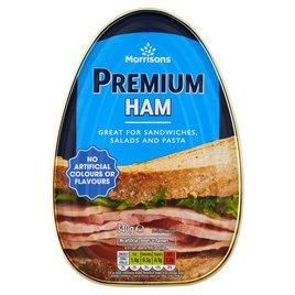 Morrisons Premium Ham  | Morrisons