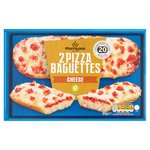 Morrisons 2 Cheese Pizza Baguettes