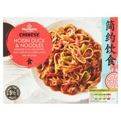 Morrisons Hoisin Duck & Noodles