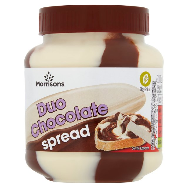 Morrisons Duo Chocolate Spread