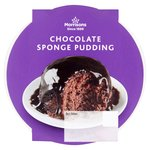 Morrisons Chocolate Sponge Pudding