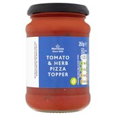 Morrisons Tomato & Herb Pizza Topper