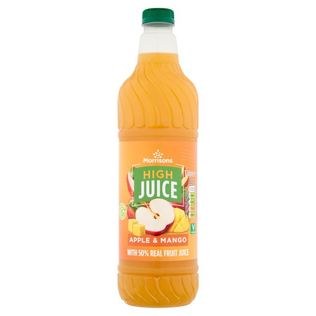 Morrisons Apple & Mango High Juice