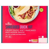 M Kitchen Aromatic Shredded Duck Kit