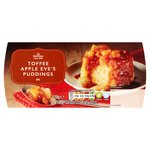 Morrisons Toffee Apple Eves Pudding