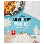 Morrisons 4 White Rice