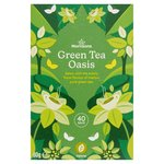 Morrisons Aromatic Green Tea 40's