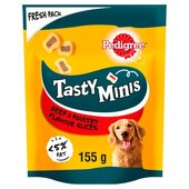 Pedigree Tasty Bites Chewy Slice