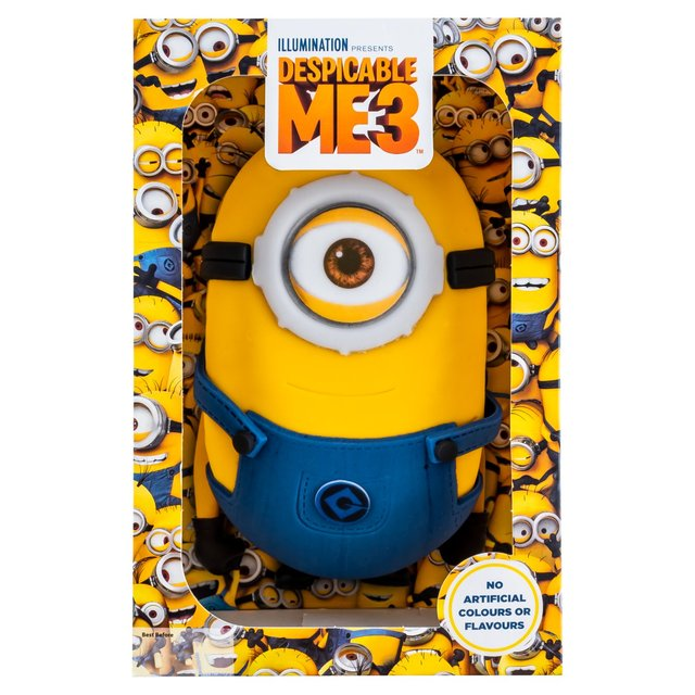 Despicable Me Birthday Cake Asda
