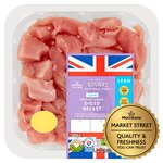 Morrisons Diced Turkey Breast
