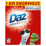 Daz Washing Powder Whites & Colours 65 Washes