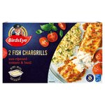 Birds Eye Inspirations 2 Fish Chargrills With Tomato & Herbs