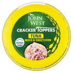 John West Tuna Spreadables Mayo Sweetcorn