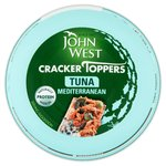 John West Tuna Spreadables Mediterranean