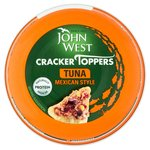 John West Mexican Tuna Spreadables